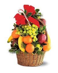 fruit flower arrangement fruit gourmet starbright floral design