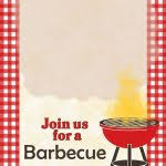 bbq invitation template word free musicalchairs us