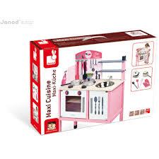 janod cuisine maxi cuisine mademoiselle bois de janod autres jouets d éveil
