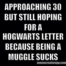 Harry Potter Birthday Meme - 26 things you learn when you date someone who loves harry potter