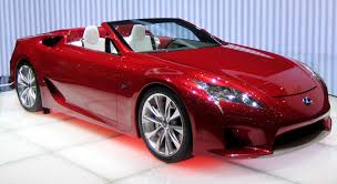 lexus concept coupe lexus 2 2 roadster concept captures the light in la subzerotech