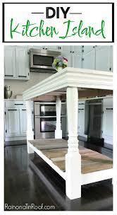 diy kitchen island diy kitchen island with salvaged wood