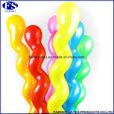 cheap balloons colorful cheap china market spiral balloons china spiral