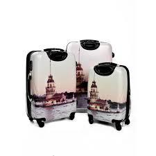 koffer design 3 teiliges oder einzel luxus kofferset hartschale koffer trolley