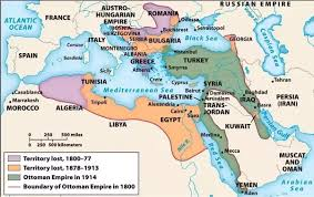 Beginning Of Ottoman Empire Why Did The Ottoman Empire Ally Itself With Germany During The