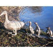 flying metal duck garden ornament 134 99 www candleandblue co uk