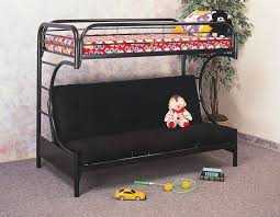 Black Futon Bunk Bed Black Futon Bunk Bed