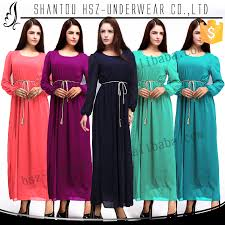 zakiyyah 10700 new designs abaya kaftan dress simple pure color