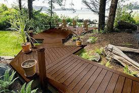 Pretty Backyard Ideas Ideas Of Beautiful Backyard Landscapes Natural Fence For Backyard