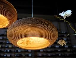 Recycled Light Fixtures Shedding