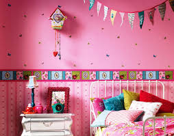 traditional kids bedroom with interior wallpaper zillow digs