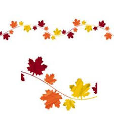 Decorating With Fall Leaves - liven up your fall decorating with the fall leaves jumbo wire
