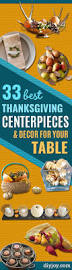 33 best thanksgiving centerpieces and decor for your table diy joy