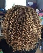chopstick hair wand hair like from grease curly hair using stafford
