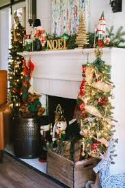 christmas mantle decorations traditional modern transitional