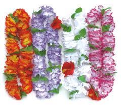hawaiian leis 10pcs lot hawaiian leis party supplies garland necklace colorful