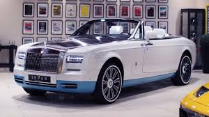 roll royce truck final rolls royce phantom drophead coupe opens up one last time
