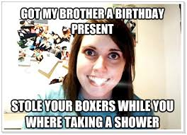 Little Sister Meme - happy birthday little brother quotes from big sister happy