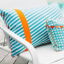 outdoor cushion cabourg by fermob