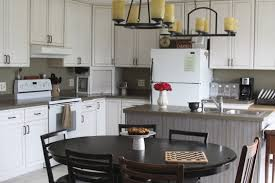 kitchen backsplash using beadboard wallpaper transform your home