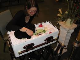 baby caskets pics of baby coffins baby dies at 14 weeks search rip