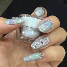 aliexpress com buy 1g laser silver shiny powder glitters nail