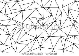 free geometric black and white vector patterns free