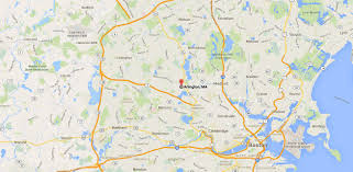 Google Maps Boston by 19 April 1775 Empty Branches On The Family Tree