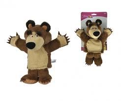 masha bear handpuppet masha bear stars u0026 heroes