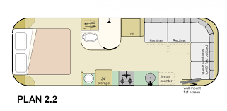 Airstream Trailer Floor Plans Plan Ideas For Comment Airstream Forums
