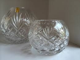 Antique Lead Crystal Vase Famous Polish Crystal I Have A Few Pieces And Just Love Polish