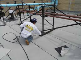 Surecoat Roof Coating by Flat Roof Repair We Install Maintain And Repair Flat Roofs And