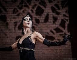 halloween mark cassandra rosebeetle burlesque at dances of vice phantasmagorey