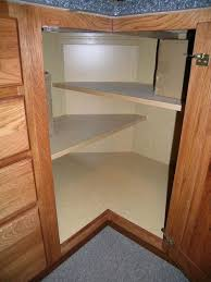 Blind Corner Storage Systems Kitchen Corner Cabinet Storage Ideas Base Cabinets Cabinet