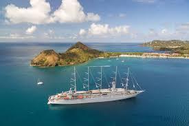 caribbean island hopping st lucia pigeon island eastern