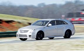 2010 cadillac cts mpg 2011 cadillac cts v wagon term test review car and driver