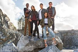 power rangers cast heyuguys