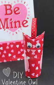 diy valentine owls frugal tips u0026 tricks from raining pinterest