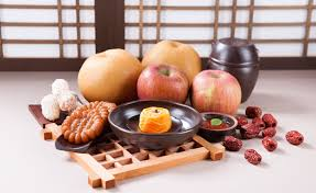 The Meaning Of Thanksgiving Day Traditional Korean Holiday Of Bountiful Harvest Chuseok