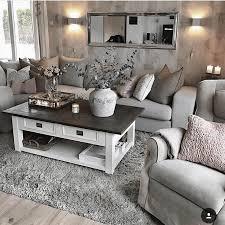 coastal living room ideas three sides glass window wall decor grey