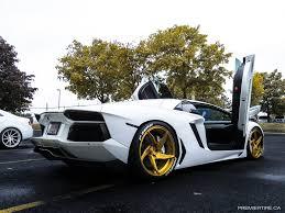 lamborghini aventador gold lamborghini aventador roadster on velos d5 forged wheels 2