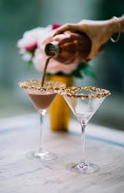 martini peppermint nutella martinis the londoner cocktails pinterest martinis