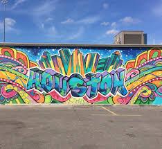 Dance Wall Murals Downtown Houston Mural Wall Graffiti My Houston Pinterest