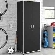Tall Metal Storage Cabinet Garage Storage Cabinets U0026 Shelves You U0027ll Love Wayfair