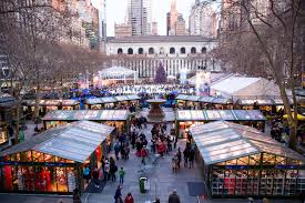 bryant park winter guide to the best market