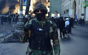 israelische k che israeli militia commander fights to protect kiev the times of israel