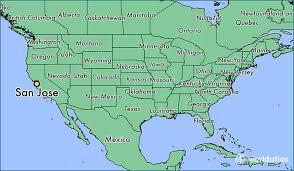san jose ethnicity map where is san jose ca san jose california map worldatlas