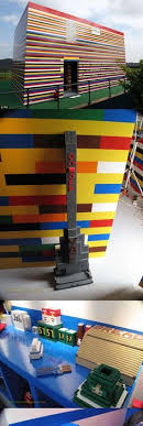 full size lego house the world s first full size lego house has been demolished just