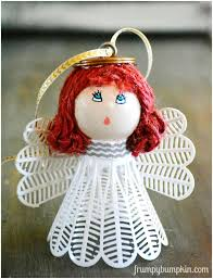 Christmas Angels Decorations To Make by 541 Best Angels To Make Images On Pinterest Christmas Angels