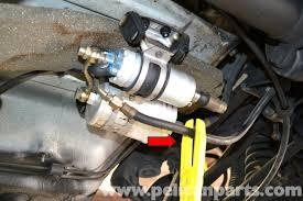mercedes benz w124 fuel filter replacement 1986 1995 e class